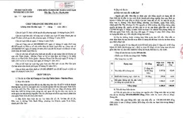 Giấy tờ pháp lý Dự án Thiên Quân Marina Plaza Cần Thơ